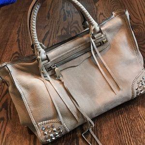 Rebecca Minkoff - Suede Studded Handbag